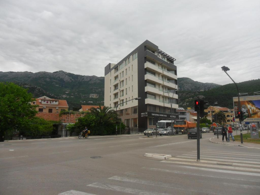 Apartments fortunella будва