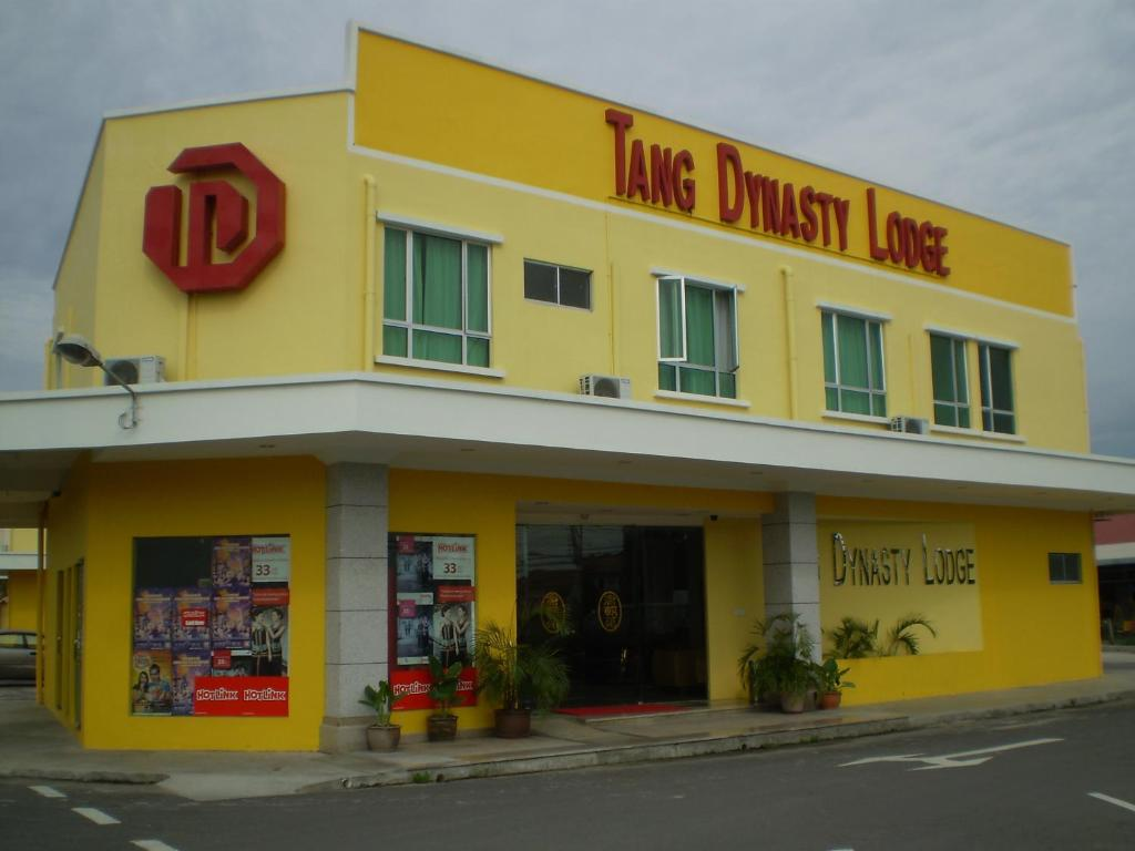 Image result for tang dynasty lodge tuaran