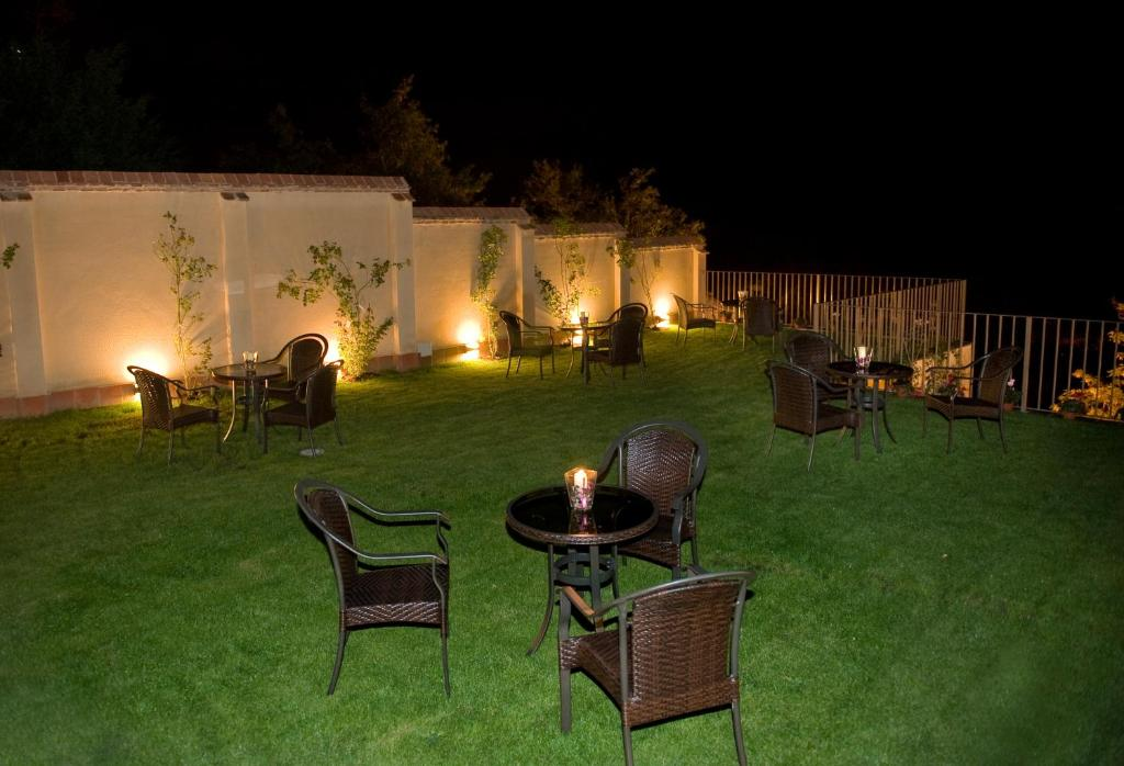 boutique hotels in segovia  42