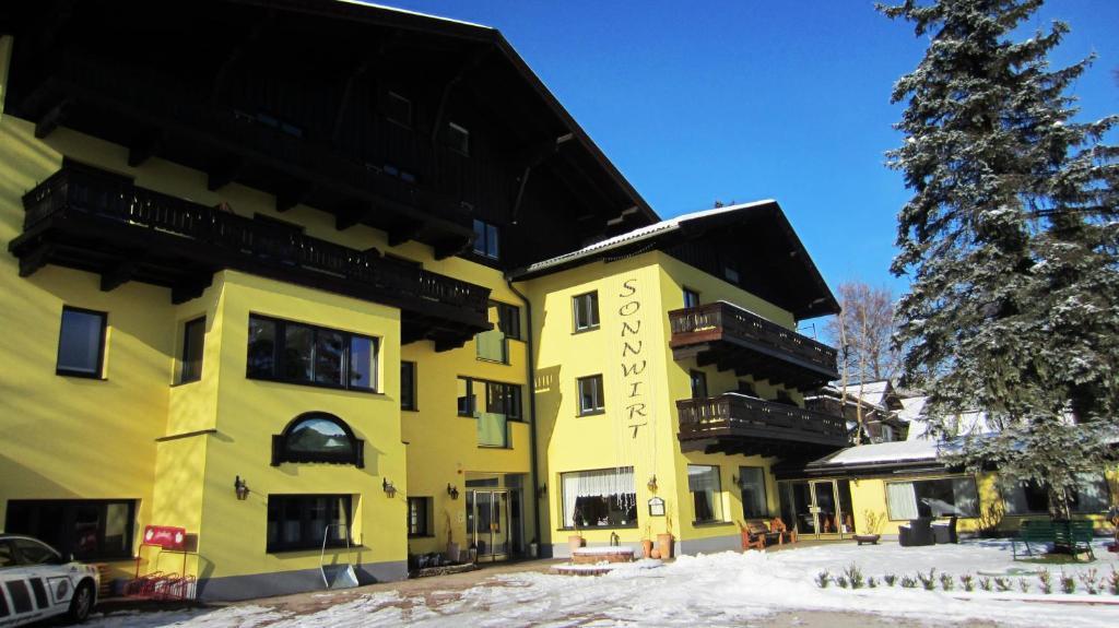 Hotel Garni Wolfgangsee