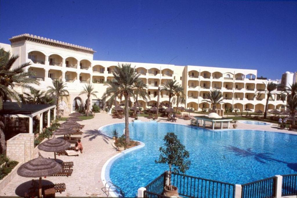 Tunisie Booking Hotel