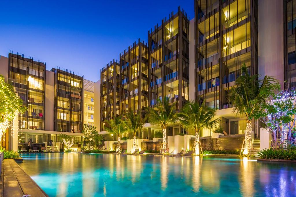 7 причин выбрать вариант размещения G Hua Hin Resort & Mall