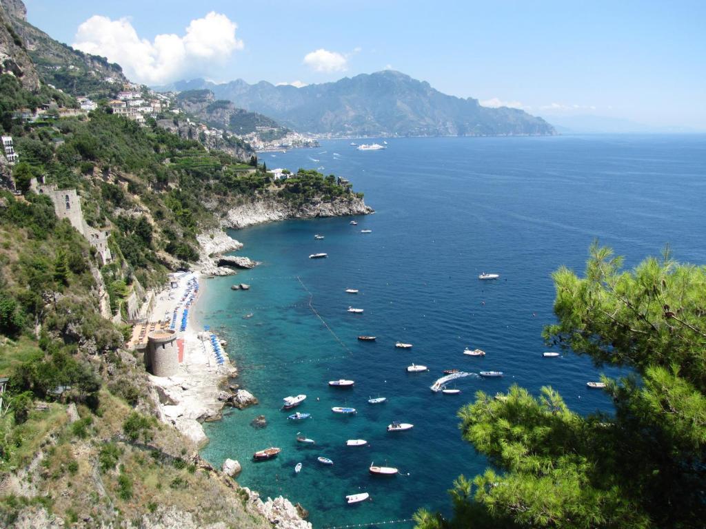 Vacation Home Casa dei Naviganti, Conca dei Marini, Italy ...