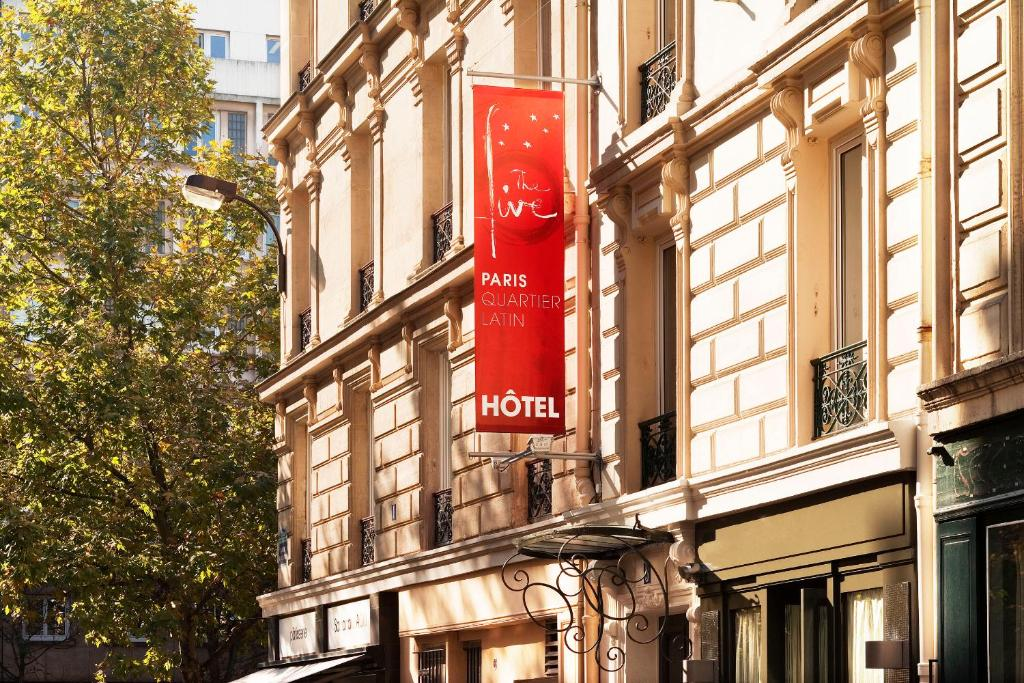 Five boutique hotel paris quartier including reviews for Paris boutiques hotels