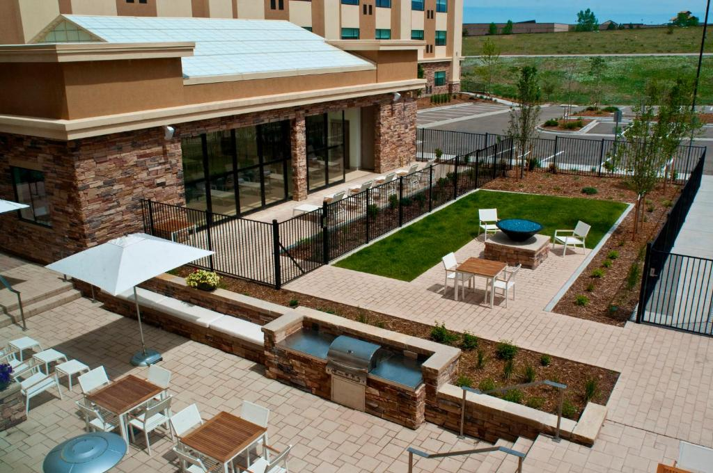 Hotel Element Denver Park Meadows Lone Tree CO