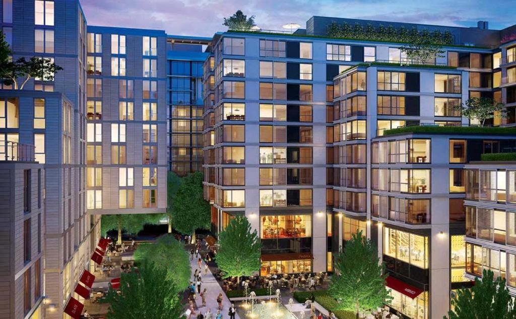 apartment bridgestreet city center washington dc dc. Black Bedroom Furniture Sets. Home Design Ideas