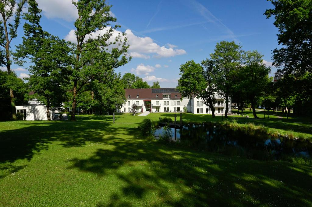 B&O Parkhotel, Bad Aibling, Germany - Booking.com