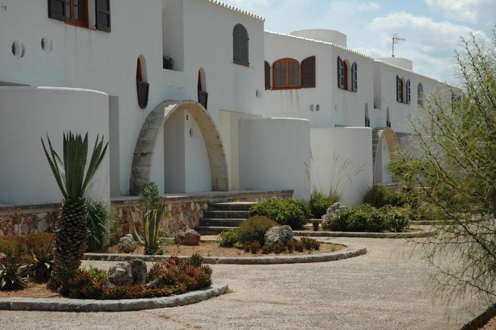 Apartments In Cala Morell Menorca