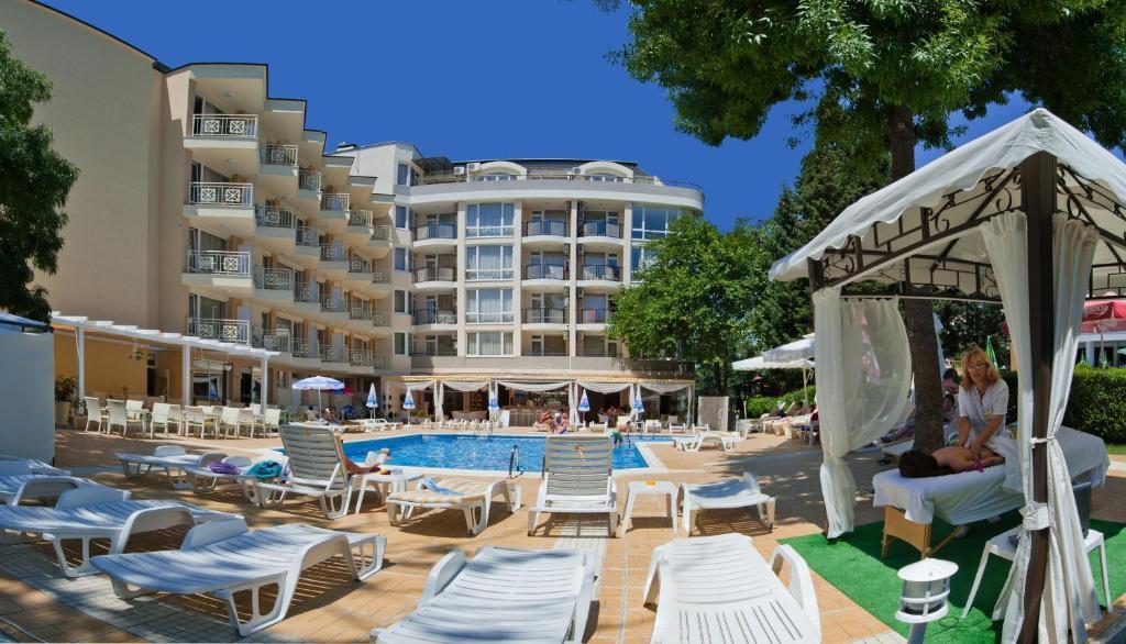 Хотел Карлово - Слънчев бряг