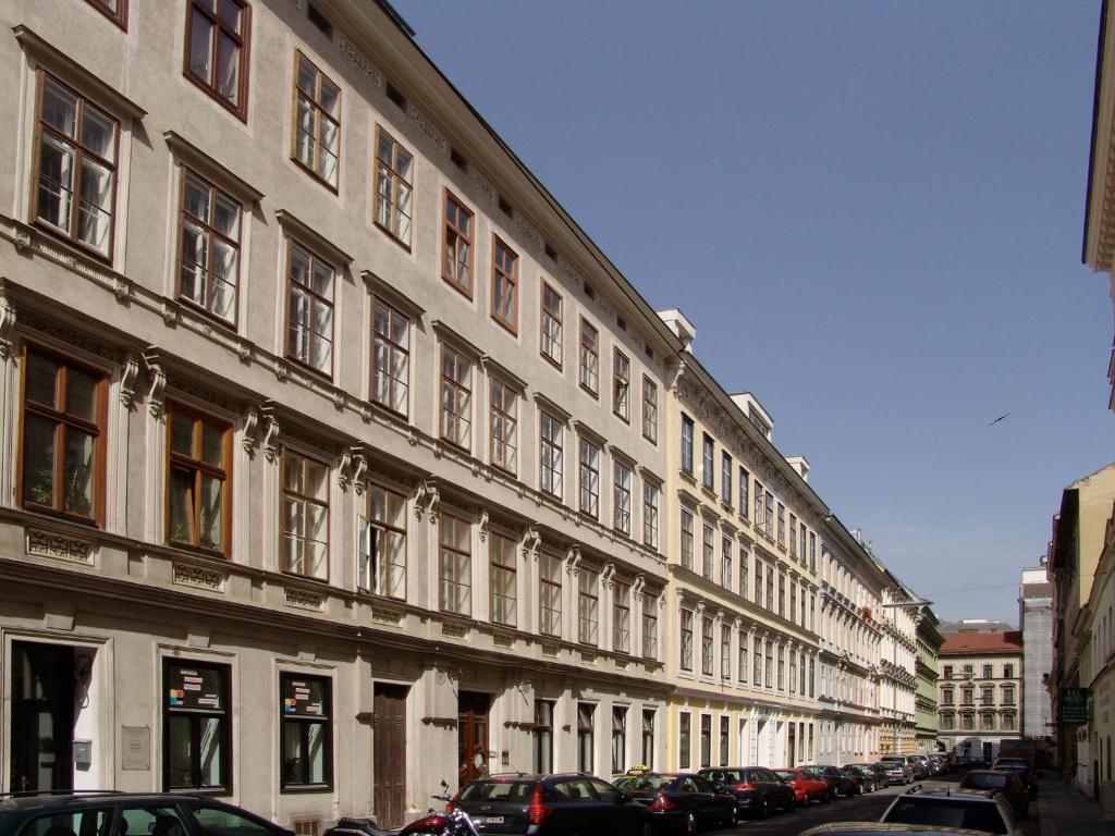 Wanz 39 inn design hotel vienna austria for Design hotel vienna