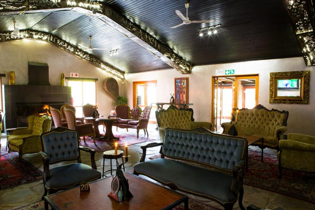 Misty Hills Country Hotel, Conference Centre & Spa