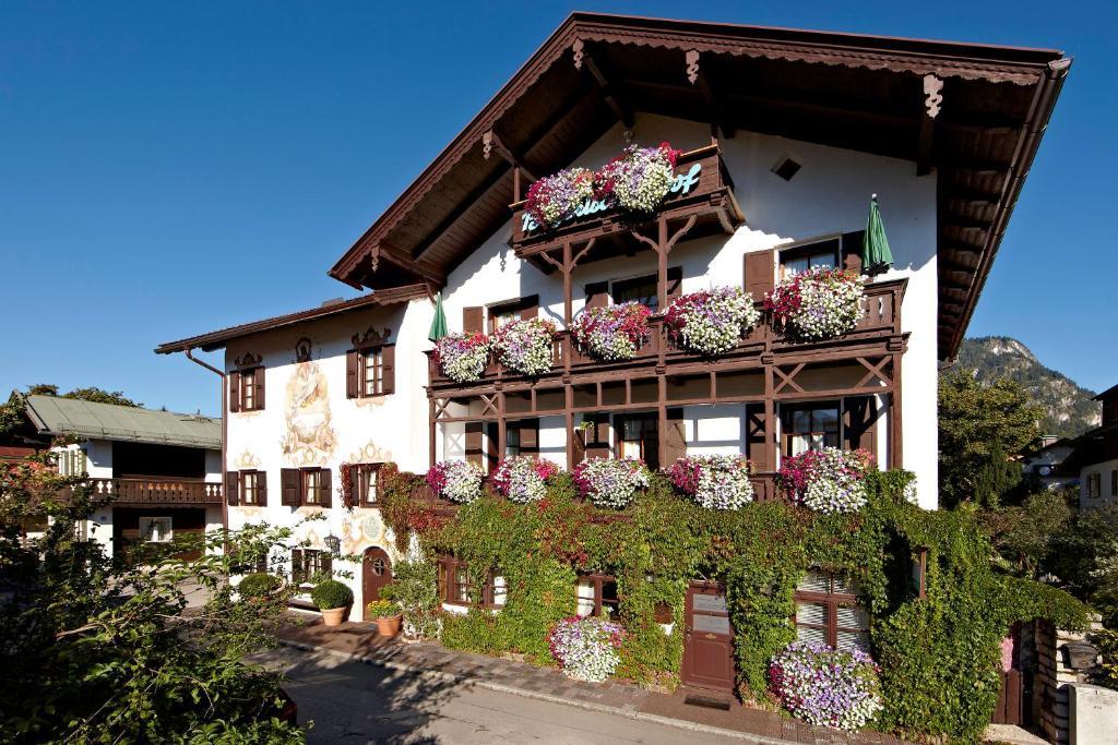 Hotel Bayerischer Hof Garmisch