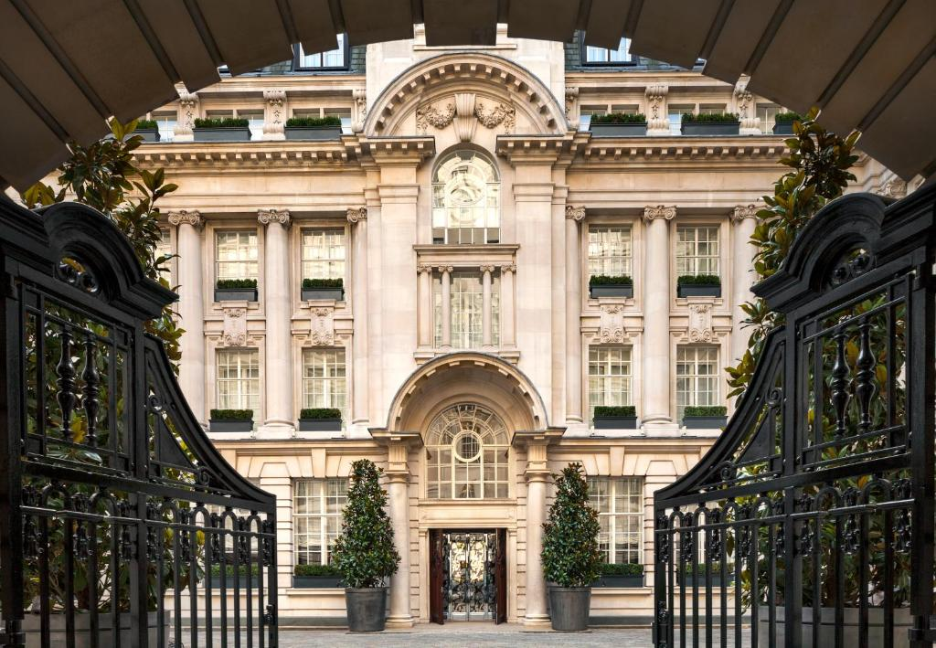 The Rosewood London.