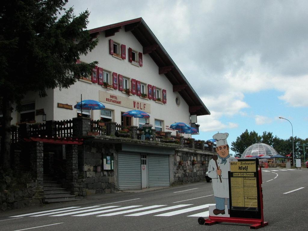 Hôtel Restaurant Wolf (Frankreich Markstein ) - Booking.com