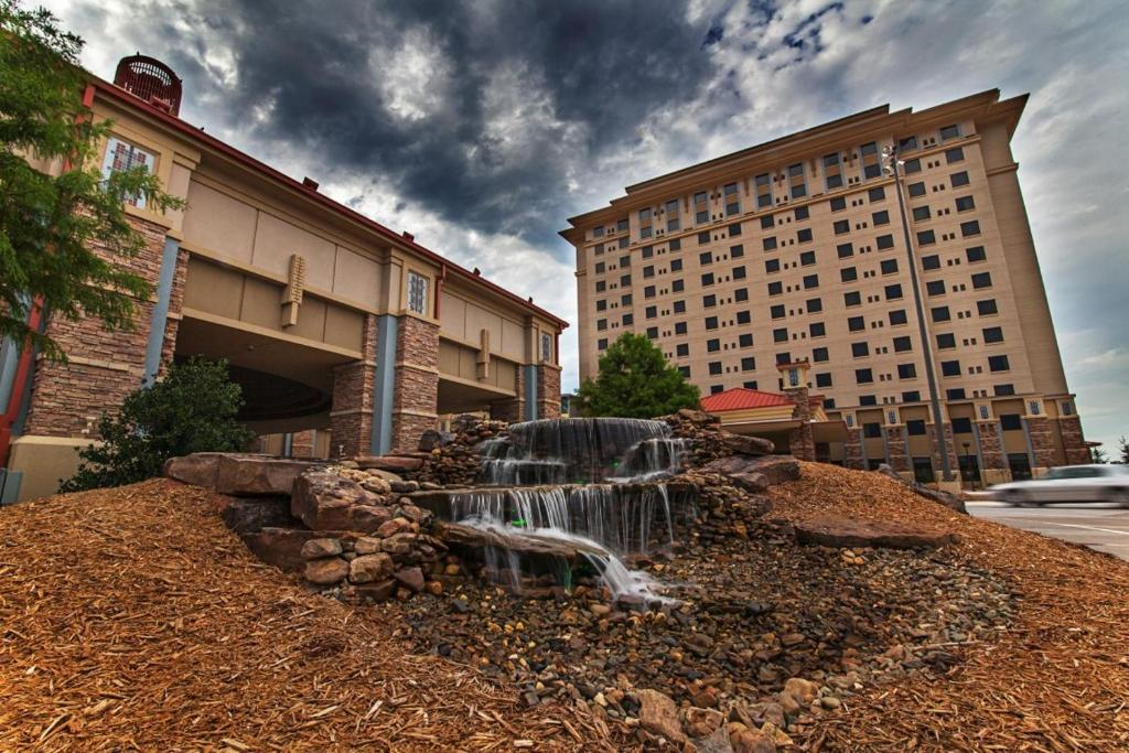 Grand casino resort oklahoma quintessentially foundation charity poker night
