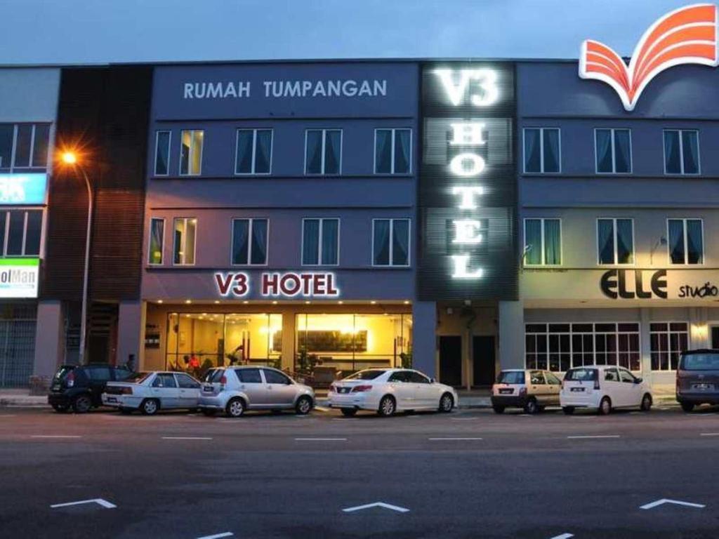 V3 Hotel Johor Bahru Malaysia Gelang Warna Sandirodus Gallery Image Of This Property