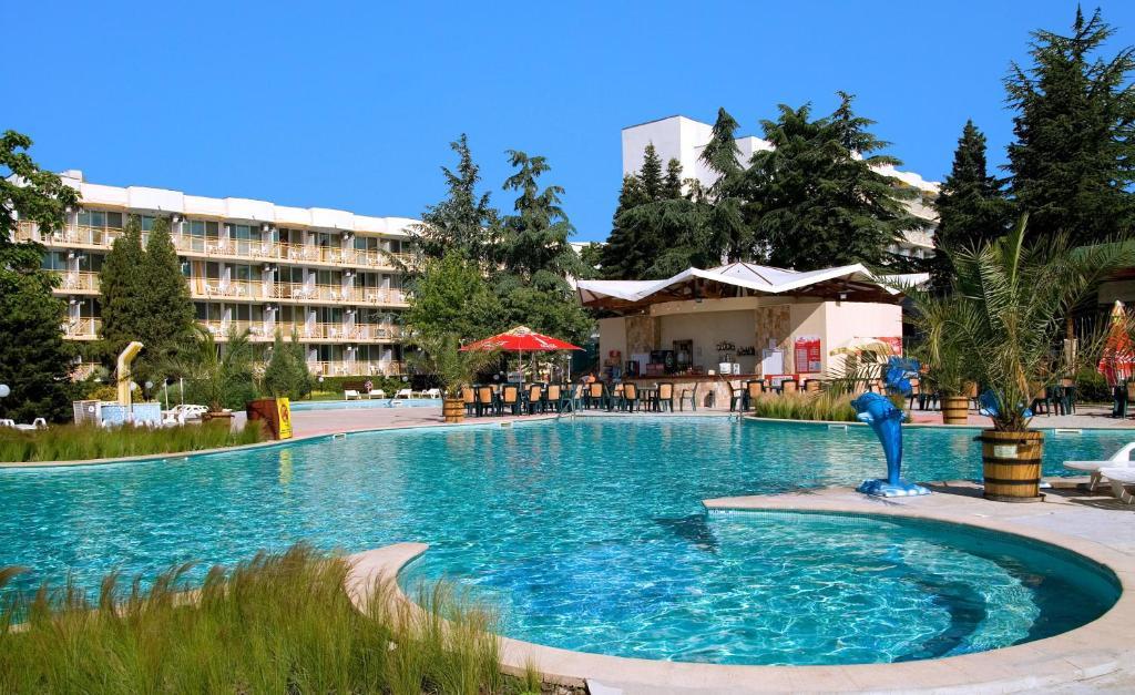 Хотел Hotel Malibu - All Inclusive - Албена