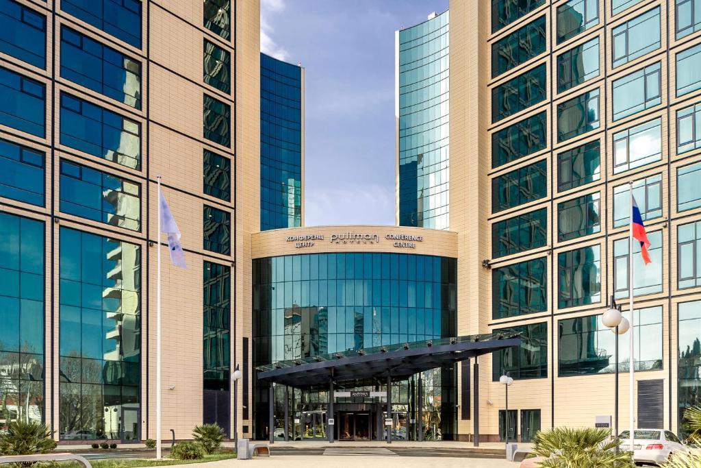 プルマン ソチ センター(Pullman Sochi Centre Hotel)