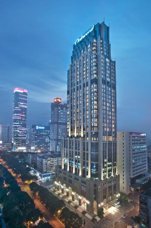 オークウッド プレミア 広州(Oakwood Premier Guangzhou)