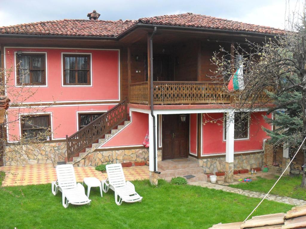 Къща за гости Боримечковата - Копривщица