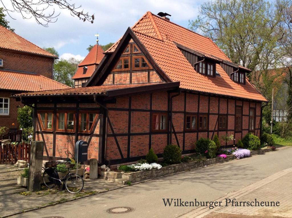 gartenmobel hemmingen, ferienwohnung wilkenburger pfarrscheune (deutschland hemmingen, Design ideen