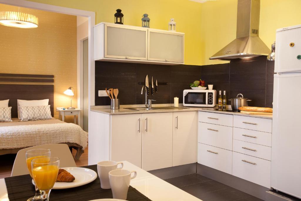 Bonita foto de Arts Apartments Baluard