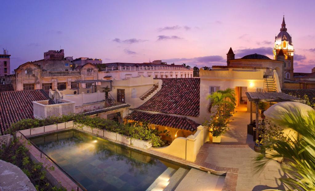 Casa pombo sercotel cartagena de indias precios for Casa colombia