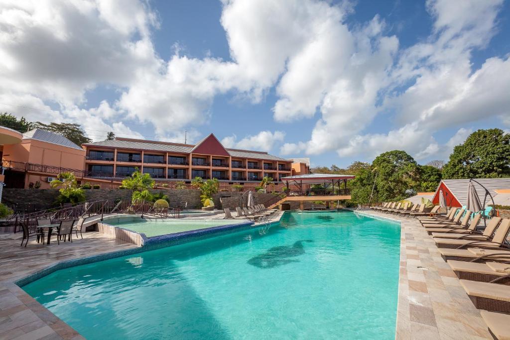 Le Grand Courlan Spa Resort Stonehaven Bay Tobago
