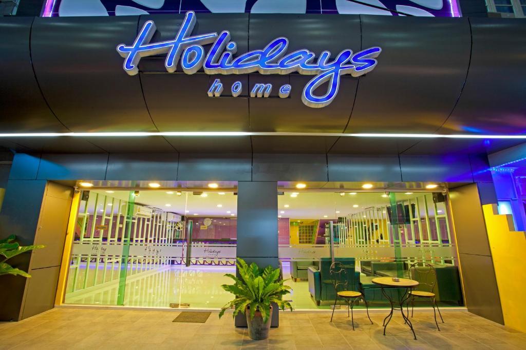 Hotel Holidays Home Pattaya South Thailand Booking Com