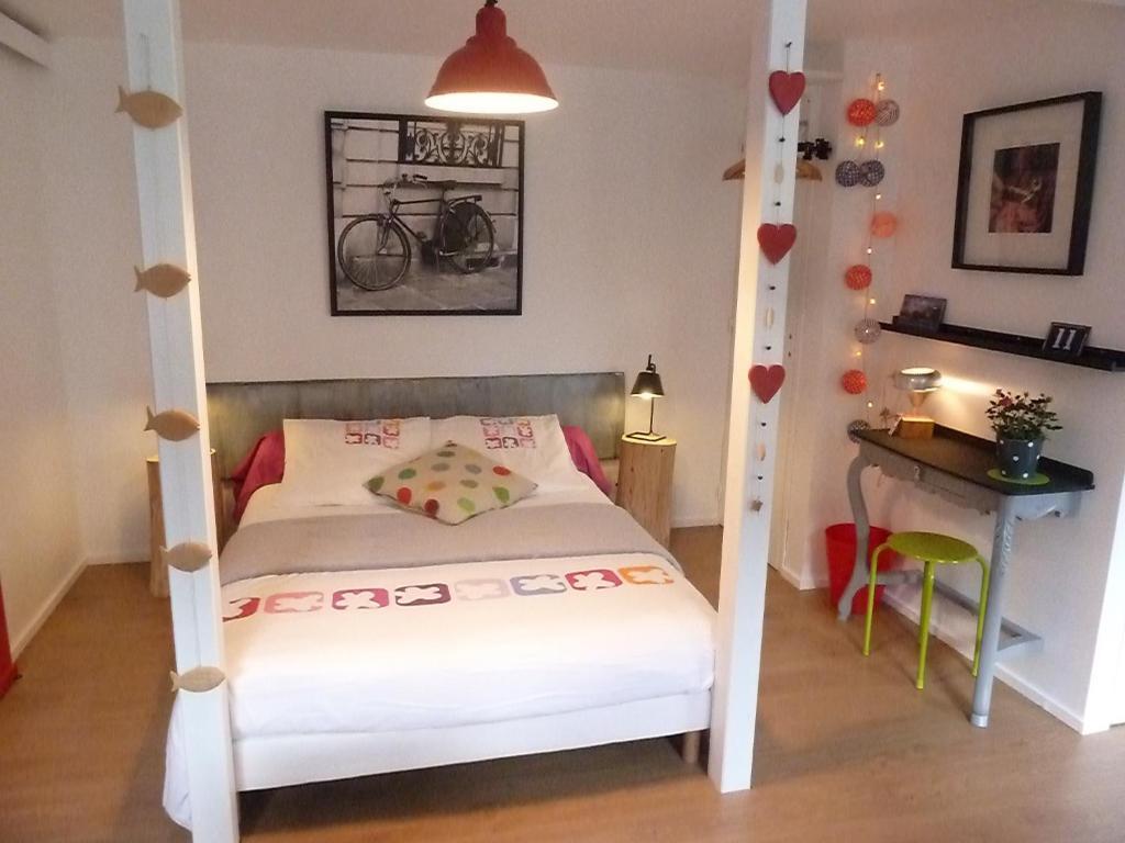 Apartment studio ind pendant chez l 39 habitant brest france - Chambre chez l habitant brest ...