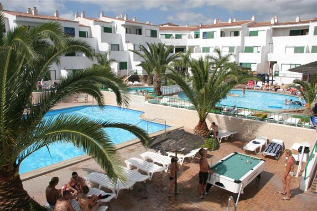 Apartamentos Alondras Park