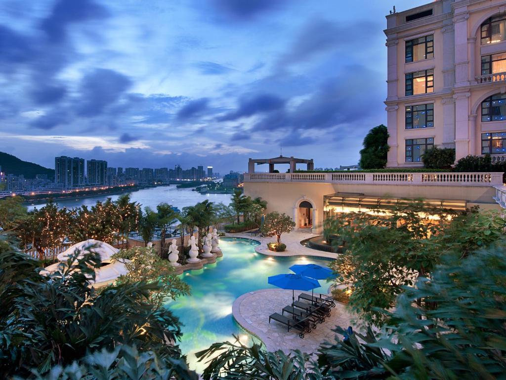 Hotel Sofitel Macau At Ponte 16, Macau - Booking.com