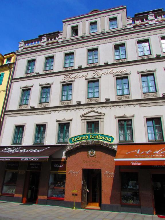 ホテル ルネッサンス クラスナ クラロヴナ(Hotel Renesance Krasna Kralovna)