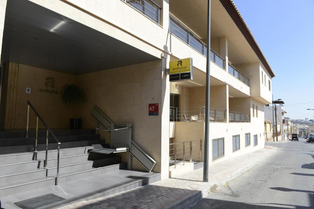 Archybal Apartamentos Turísticos y Suites fotografía