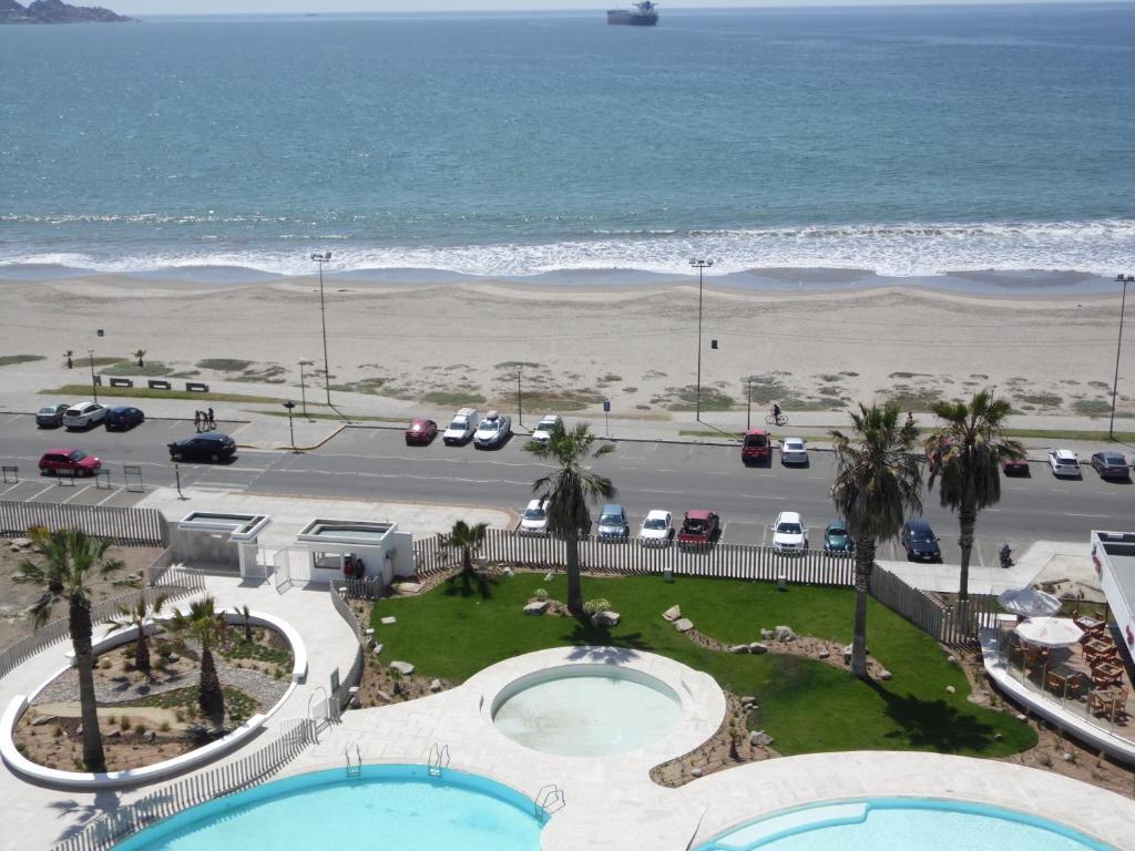 Apartamento apart jardin del mar chile la serena for Casas jardin del mar