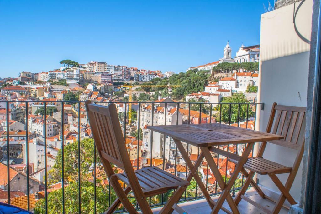Castelo Terrace Apartments, Lisbon, Portugal - Booking.com
