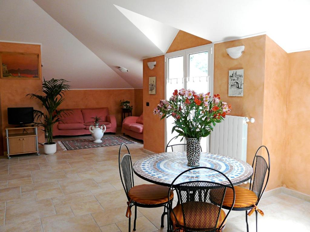 Apartments In Apricale Liguria