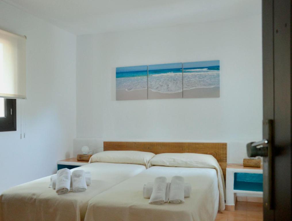 Apartamentos Noray, Es Caló, con opiniones - Booking.com