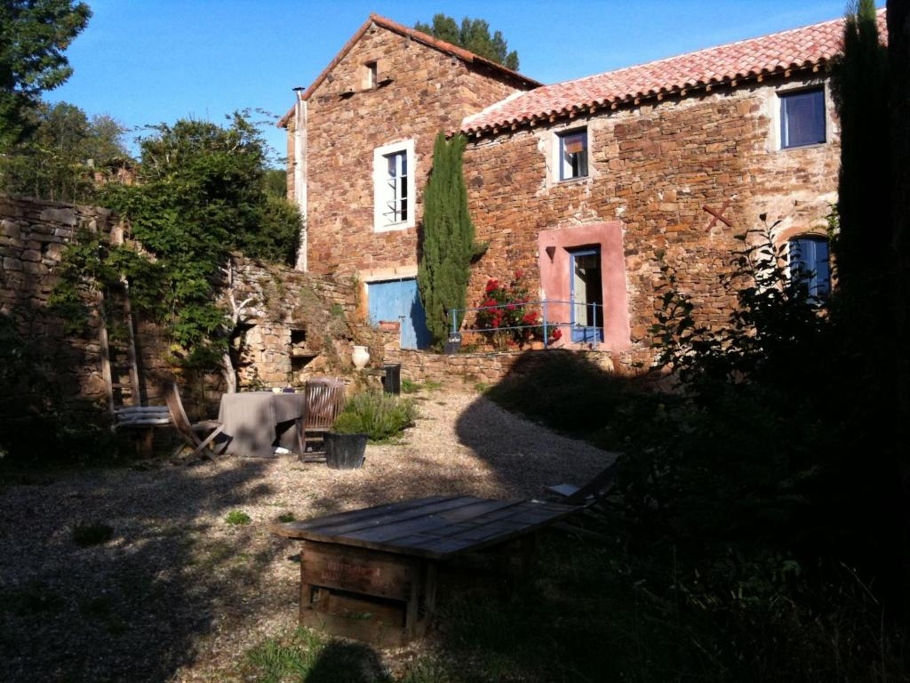 Maison de vacances g te la maison bleue saint sernin for Avis maison saint anthelme belley