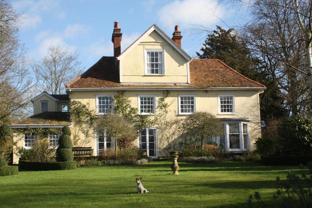 Lavenham Old Rectory Bed Breakfast