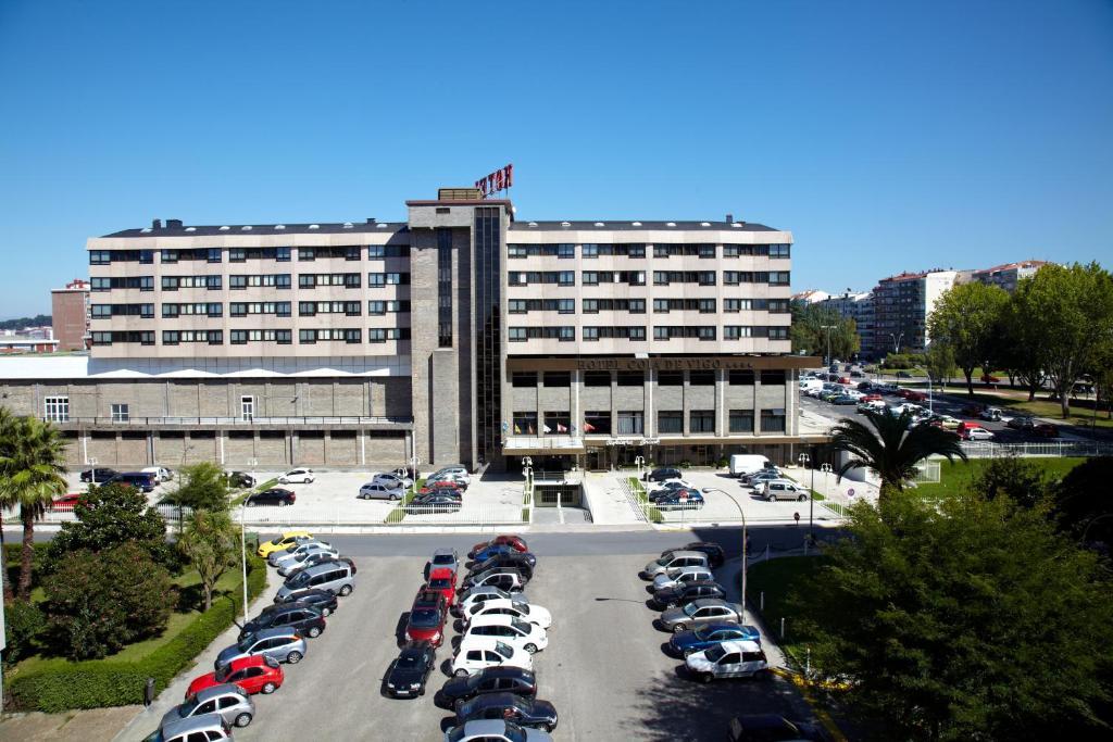 Vigo spain hotel 2018 world 39 s best hotels - Hotel puerta del sol vigo ...