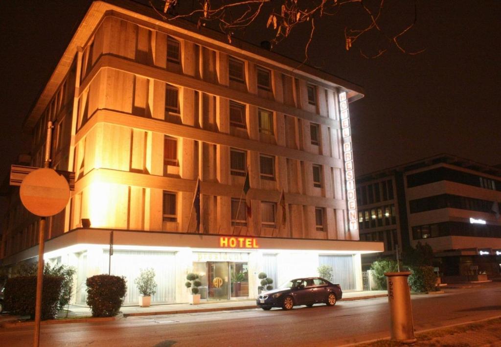 Hotel Plaza Venezia Mestre Booking