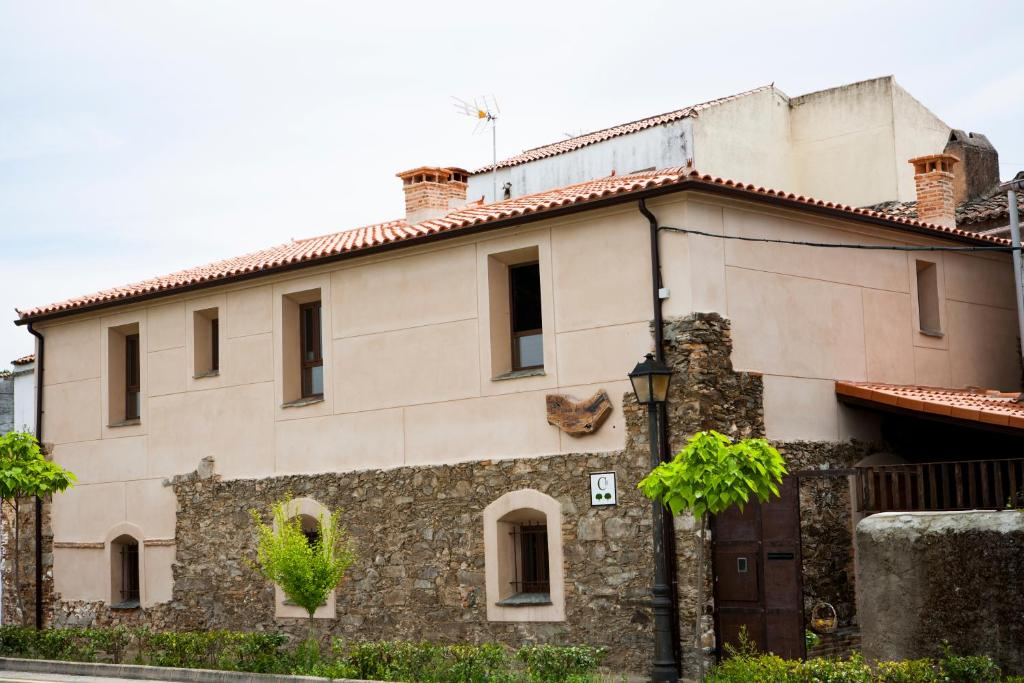 hotels with  charm in cáceres provincia 27