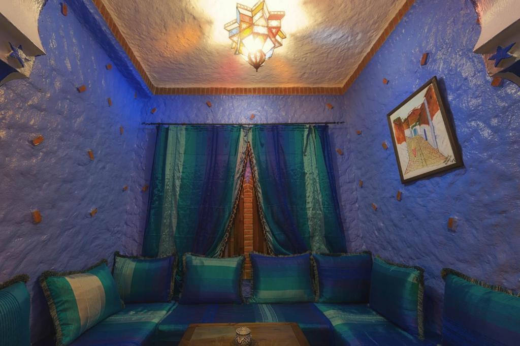 R U00e9sidence Hoteli U00e9re Chez Aziz  Maroc Chefchaouen