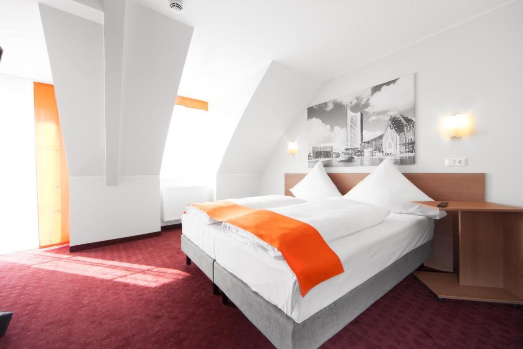 マクドリームズ ホテル ライプツィヒ(McDreams Hotel Leipzig)