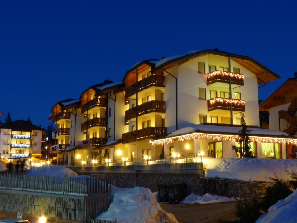 Residence Alba Nova Andalo Italy Bookingcom