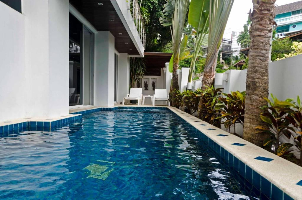 The 4 Bedroom White Villa Patong Beach Updated 2018 Prices