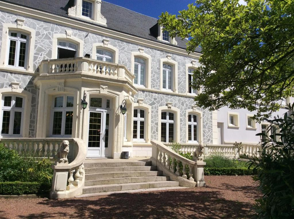 Très Hostellerie De Le Wast, France - Booking.com XN02