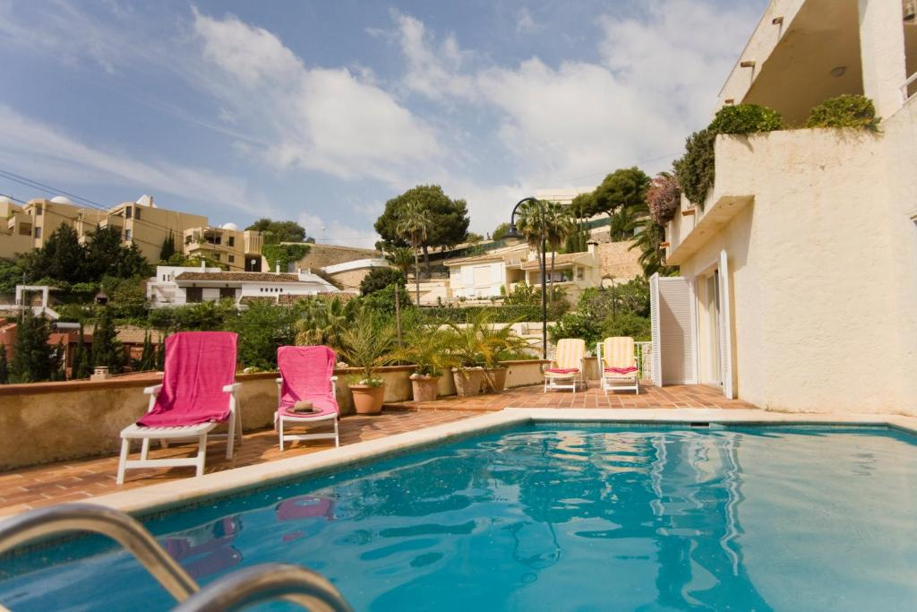 Maison de vacances g te au bord de mer espagne altea - Hotel vietnam bord de mer ...