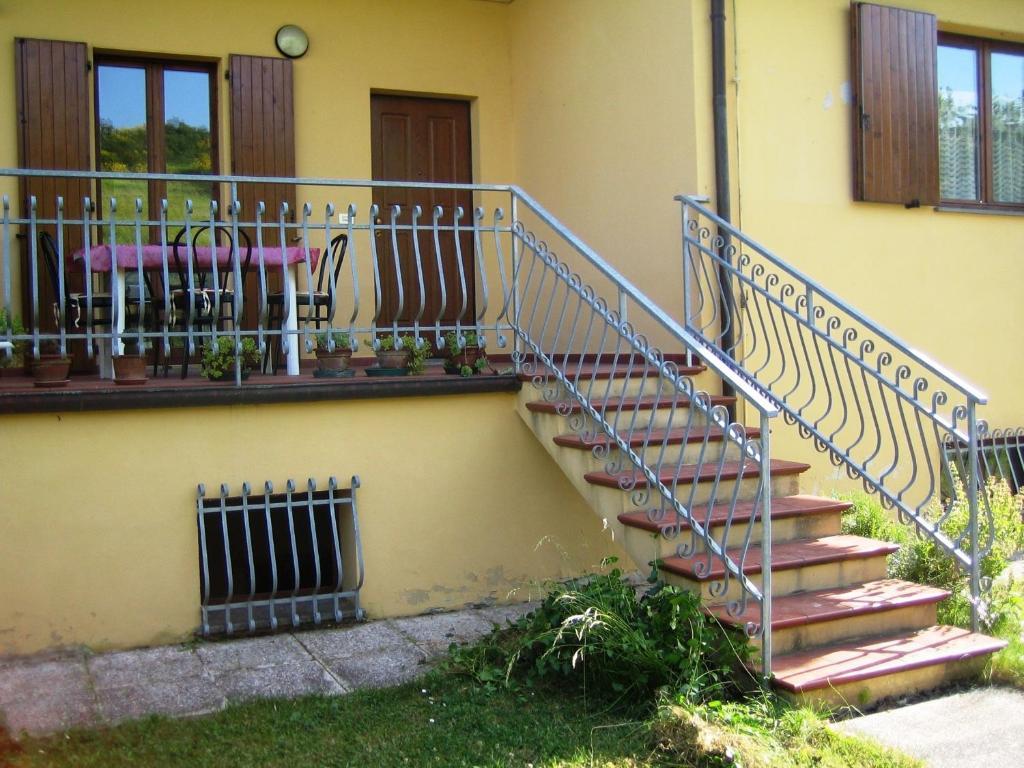 Apartments In Apecchio Marche